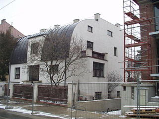 Casa Steiner, Adolf Loos
