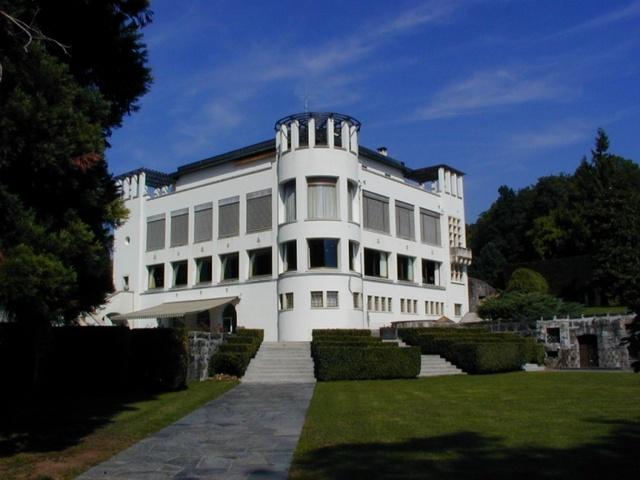 Villa Karma, Adolf Loos