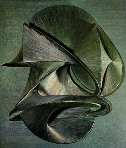 Construcción dinámica, Antoine Pevsner