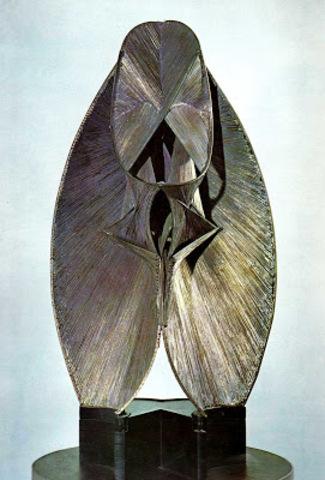 Visión espectral, Antoine Pevsner