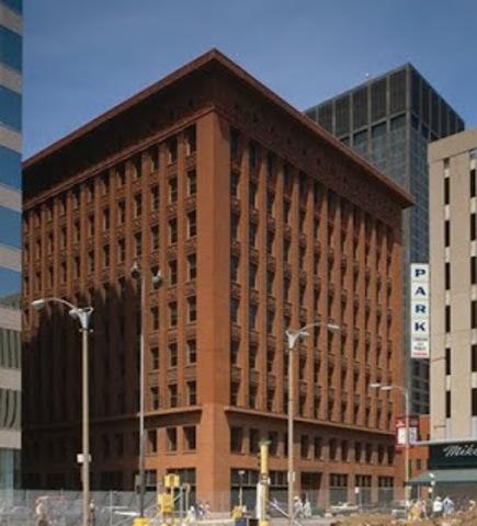 Wainwright Building, Louis Henry Sullivan