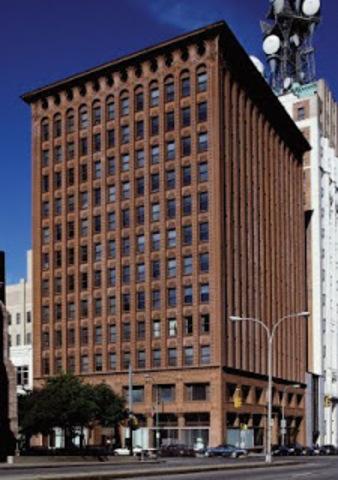 Guaranty Building, Louis Henry Sullivan