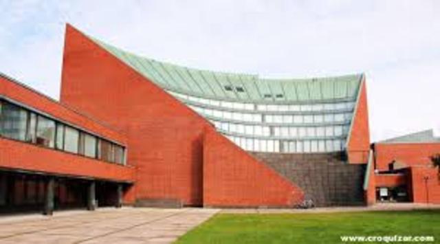 Universidad Politécnica de Helsinki, Alvar Aalto
