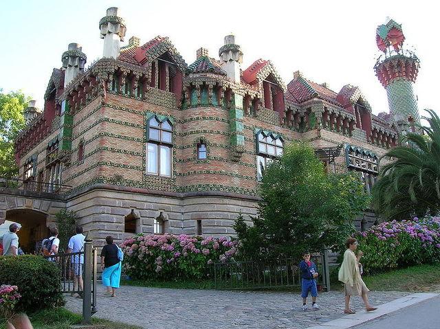 Capricho, Antonio Gaudí