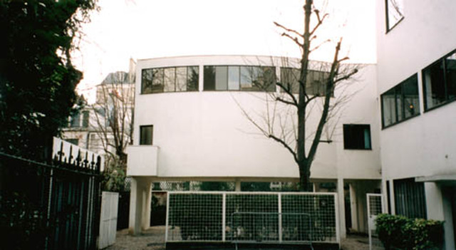 Maison La Roche - Jeanneret, Le Corbusier