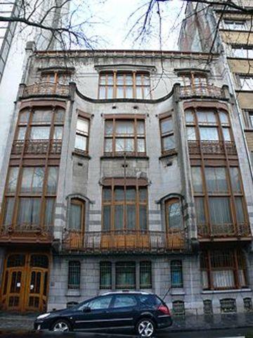 Casa Solvay, Victor Horta