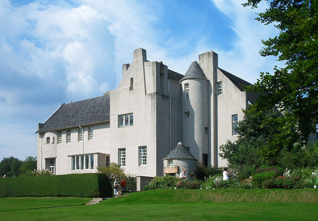 Hill House, Charles Mackintosh
