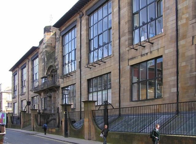 Glasgow School of Art, Charles Mackintosh