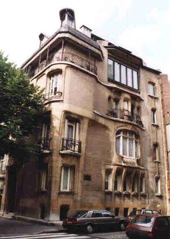Casa Guimard, Héctor Guimard