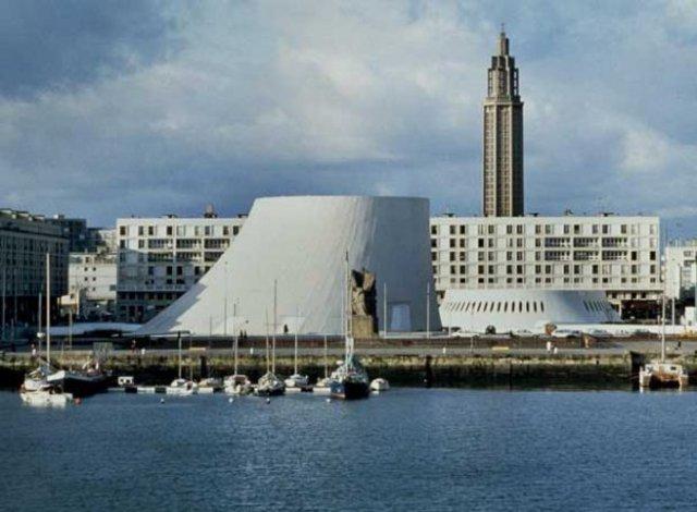 Casa de la Cultura, Óscar Niemeyer