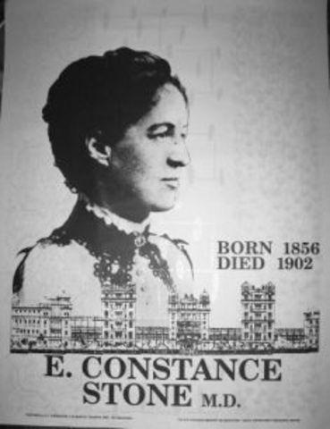 First female  Australian Doctor