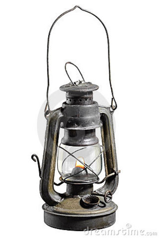 Lampe à gaz