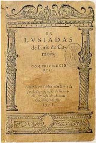 Primeira Edição de «Os Lusíadas»