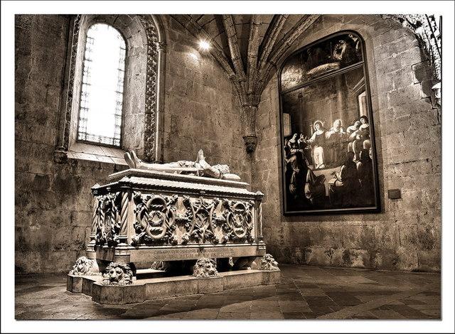 Morte de Luís de Camões