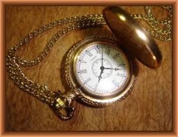 Rellotge mecànic
