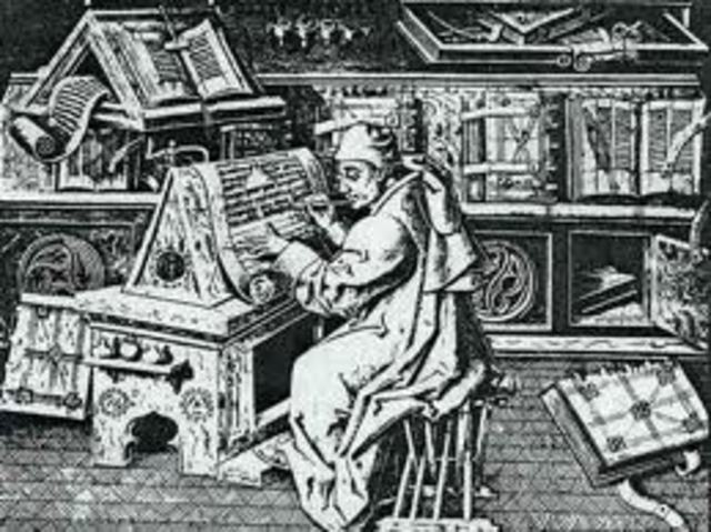 Descobriment de la imprenta de gutenberg