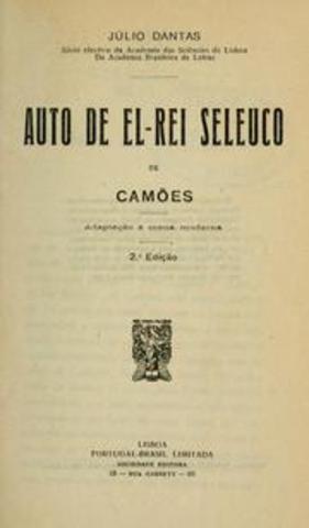 Comédia «El-Rei Seleuco»