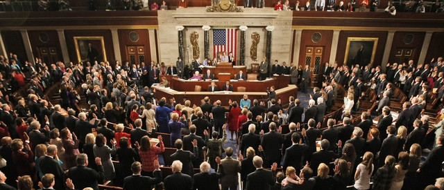 39th Congress addressed