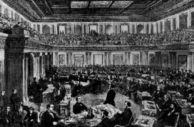 Impeachment trial begins