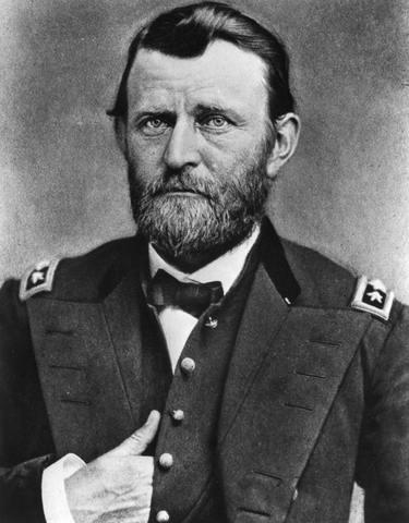 Republican party nominates Grant