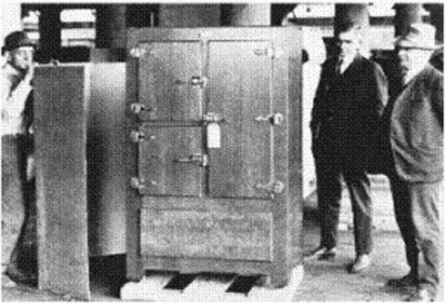 The first type of refrigeration system