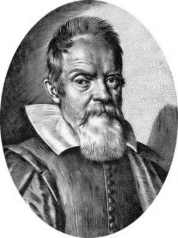 Birth of Galileo
