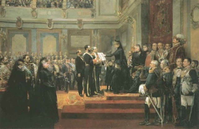 CONSTITUCIÓ DE L'ANY 1876