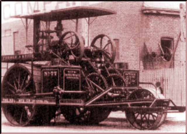 The first Tractor