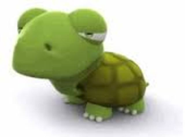 Estudie LOGO: La tortuga