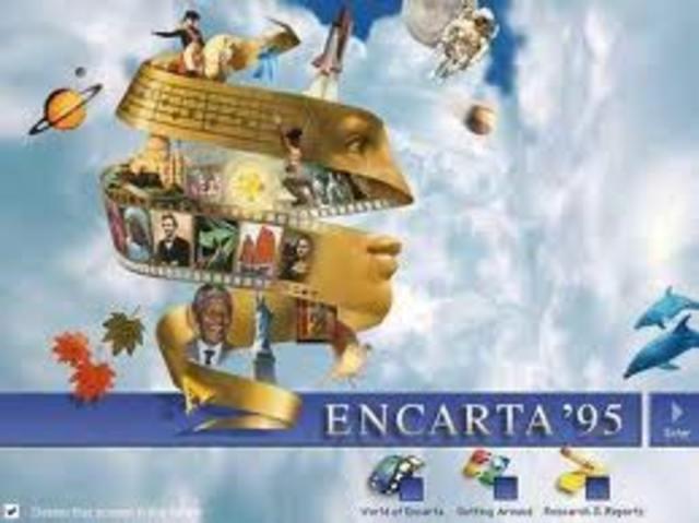 Lectora de CD, la encarta revolucionó las enciclopedias