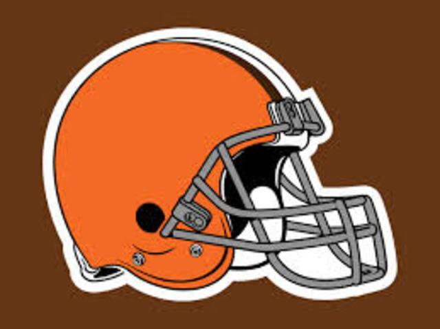 Mi primer partido de Browns