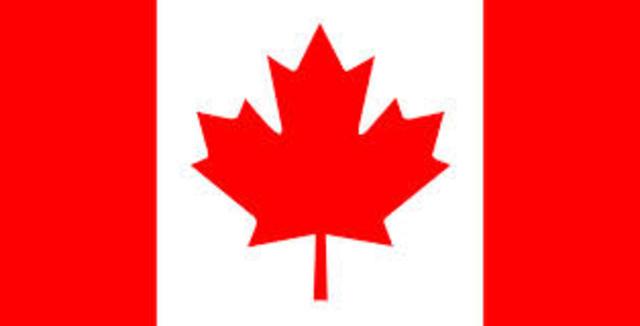 El primero viaje a Canada