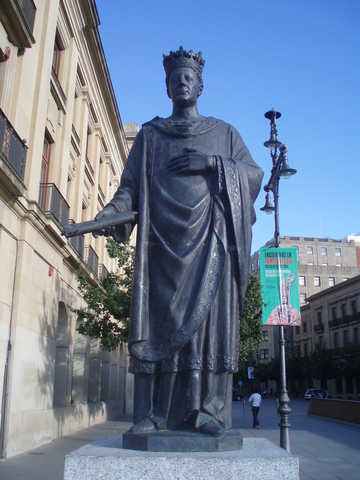 """Carlos III """" El Noble"""""""