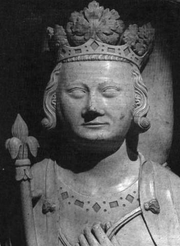 """Felipe I de Navarra """"El Hermoso"""" de Francia"""