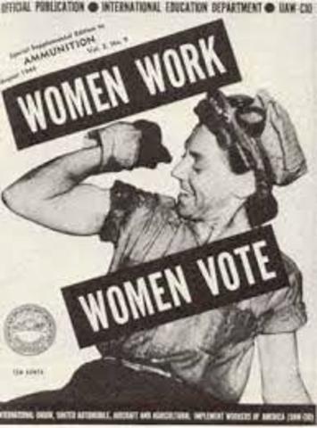 Suffrage Amendment