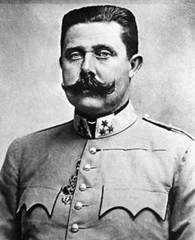 Assassination on Francis Ferdinand