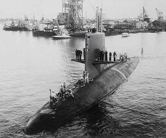 Germany suspends unrestricted submarine warfare