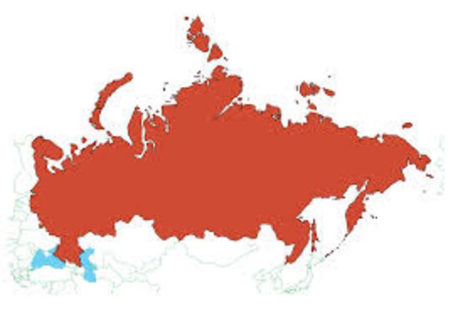 Russia humiliated