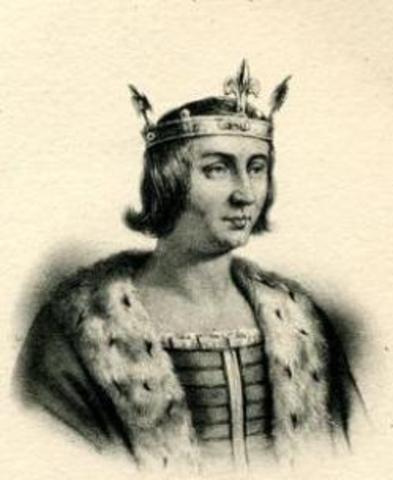 "Luis I de Navarra ""El Testarudo"" (X de Francia)"
