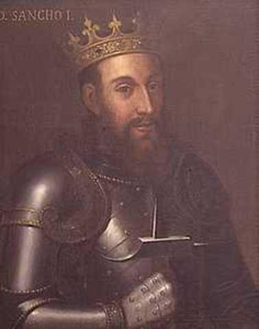 Sancho I Garcés