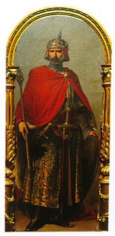 """García Ramírez """"el Restaurador"""""""