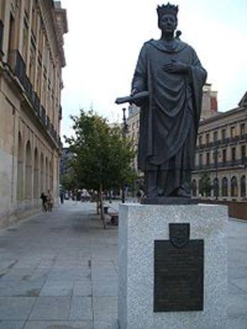 """Carlos III """"el noble """""""