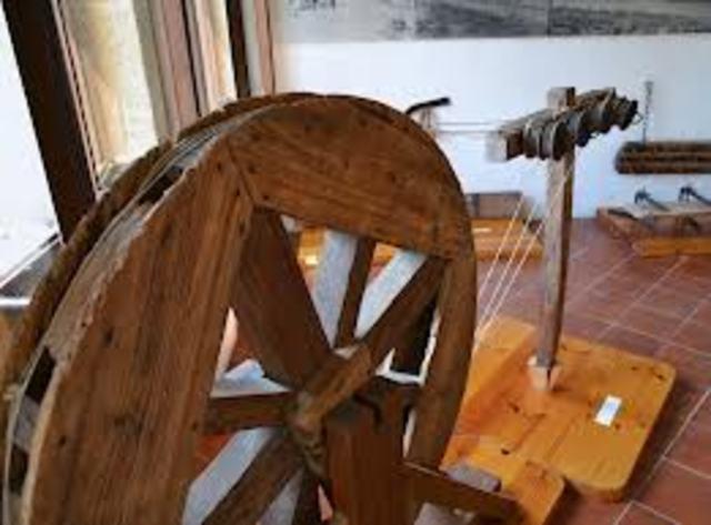 roda de filar