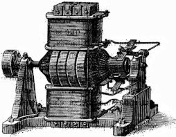 Invenció del Dinamo de siemens