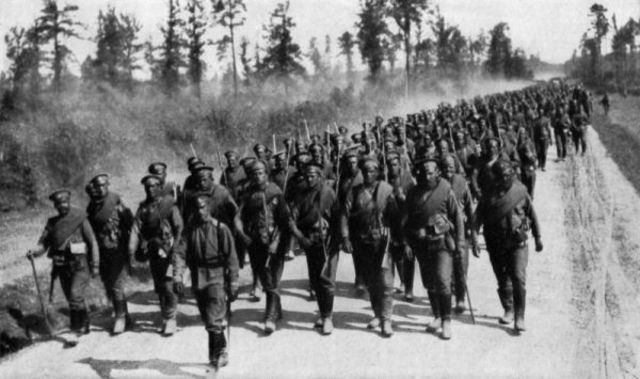 Russia announced mobilization of their army.