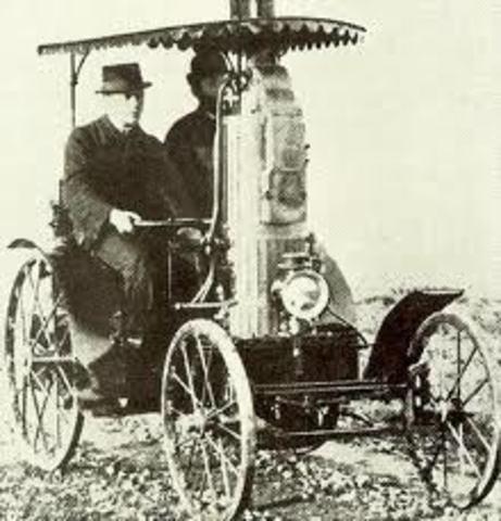 Automòbil de vapor