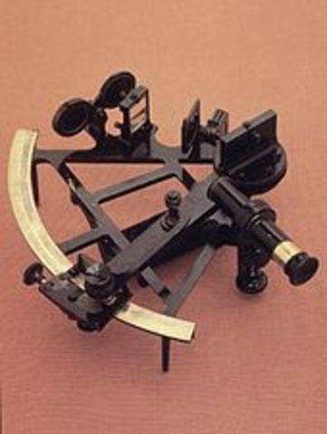Sextant (instrument de mesura)