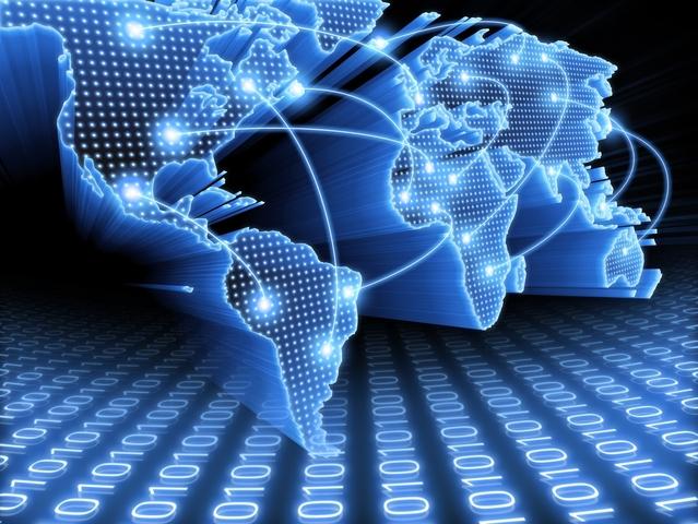 Creació d'internet