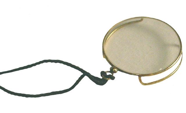 Les ulleres (monocles)