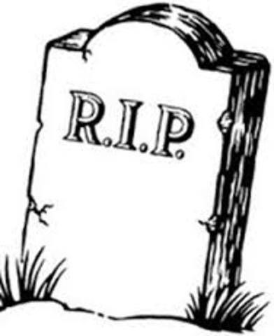Darius's mom passes away